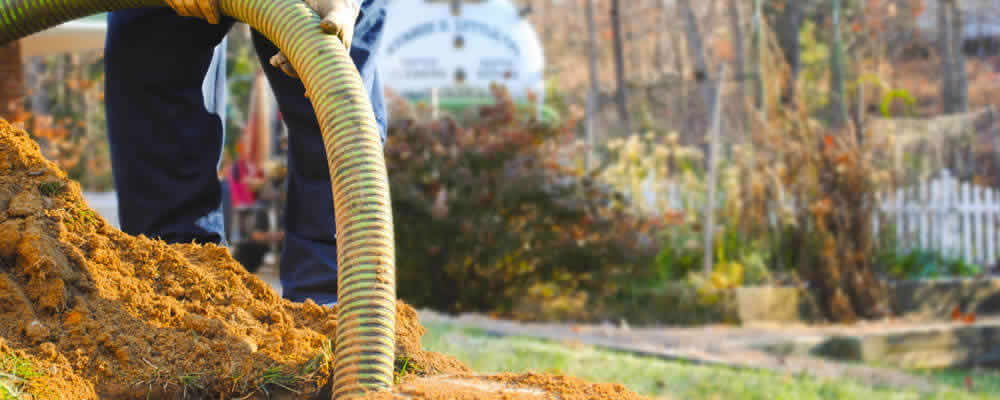 septic tank cleaning in Troy MI